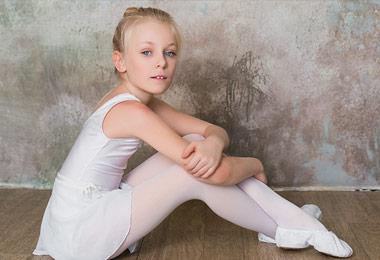 Занятия по художественной гимнастике для детей от 4 лет