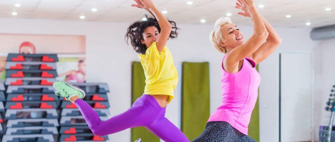 Танцы зумба для активного похудения и хорошего настроения
