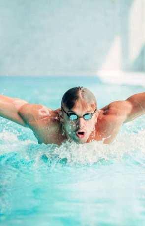 Как правильно спланировать посещение бассейна