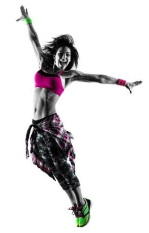 Зумба: танцы для здоровья