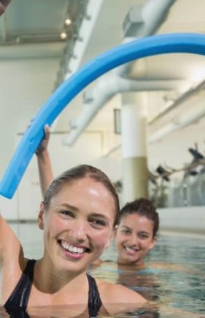 Причины почему стоит посещать бассейн
