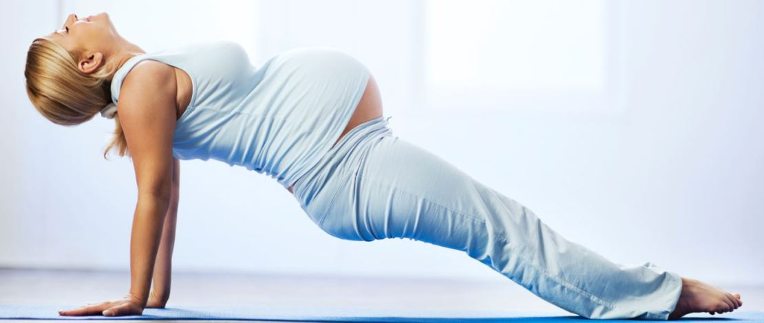 Можно ли заниматься йогой во время беременности