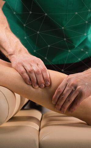 Спортивный массаж подходит не только спортсменам