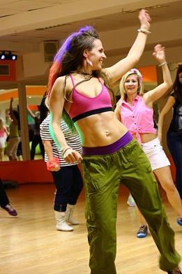 Топ 5 преимуществ танцев зумба для похудения